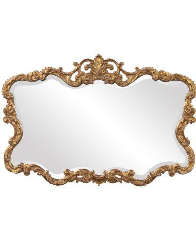 Howard Elliott 21188 Talida Mirror, Gold