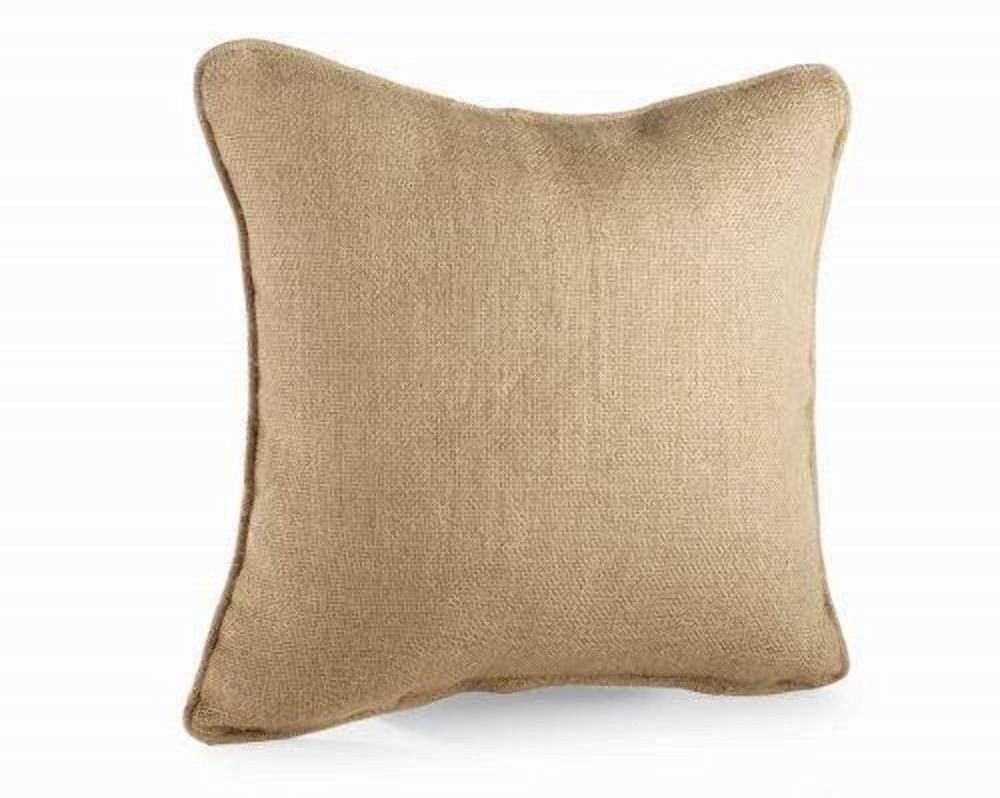 Mud Pie Burlap Pillow