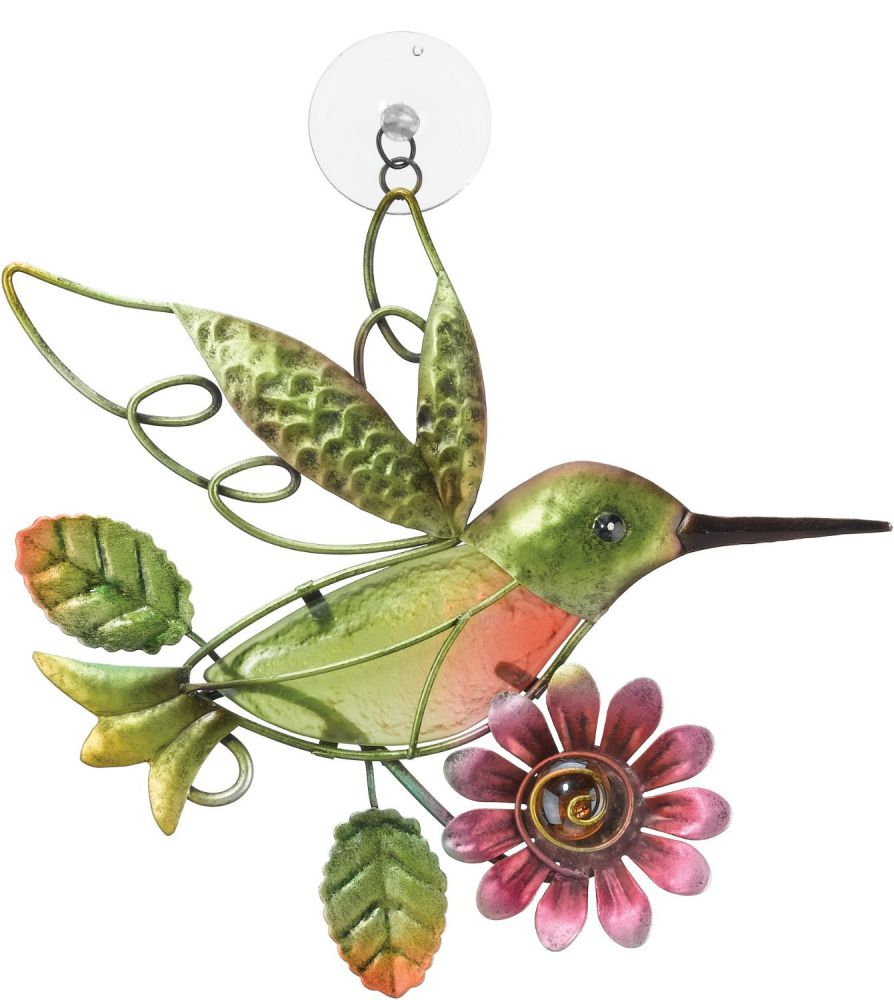 Regal Art and Gift Sun Catcher, Hummingbird