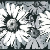 Sunflower Wallpaper Border BT2732