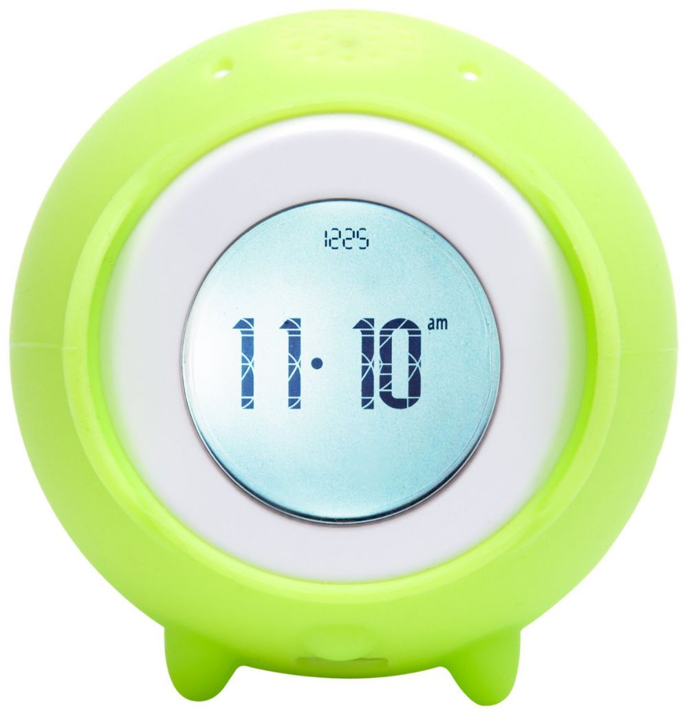 Tocky Runaway Alarm Clock with MP3 - Kiwi