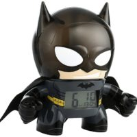 BulbBotz Marvel and DC Universe Super Hero Alarm Clocks (7.5 Inches Tall)