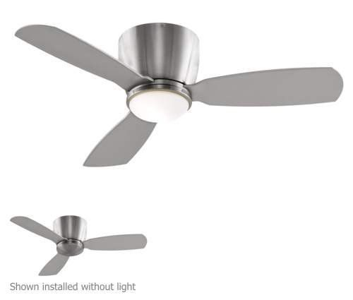 Fanimation FPS7981BN Fan with 44-Inch Sweep Blade