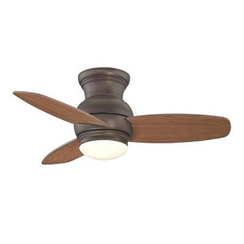 Hampton Bay Moresco 32-Inch Oil-Rubbed Bronze Ceiling Fan