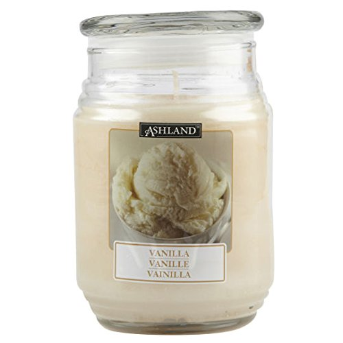 Ashland Vanilla Scented Jar Candle 17oz