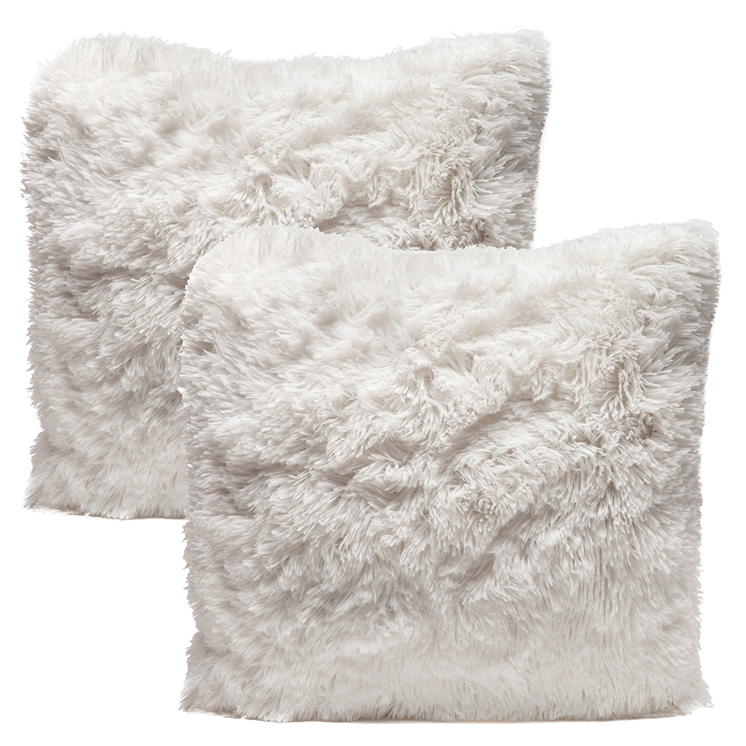 Faux Fur Throw Pillow – Cheap Alternative for Real Fur ...