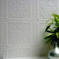 Brewster 437-RD80000 Turner Tile Textured Vinyl Wallpaper