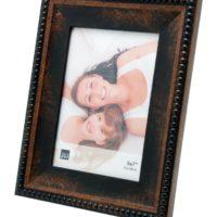 Kiera Grace Sydney Picture Frame, 5 by 7-Inch, Antique Bronze