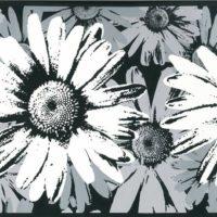 Sunflower Wallpaper Border BT2732