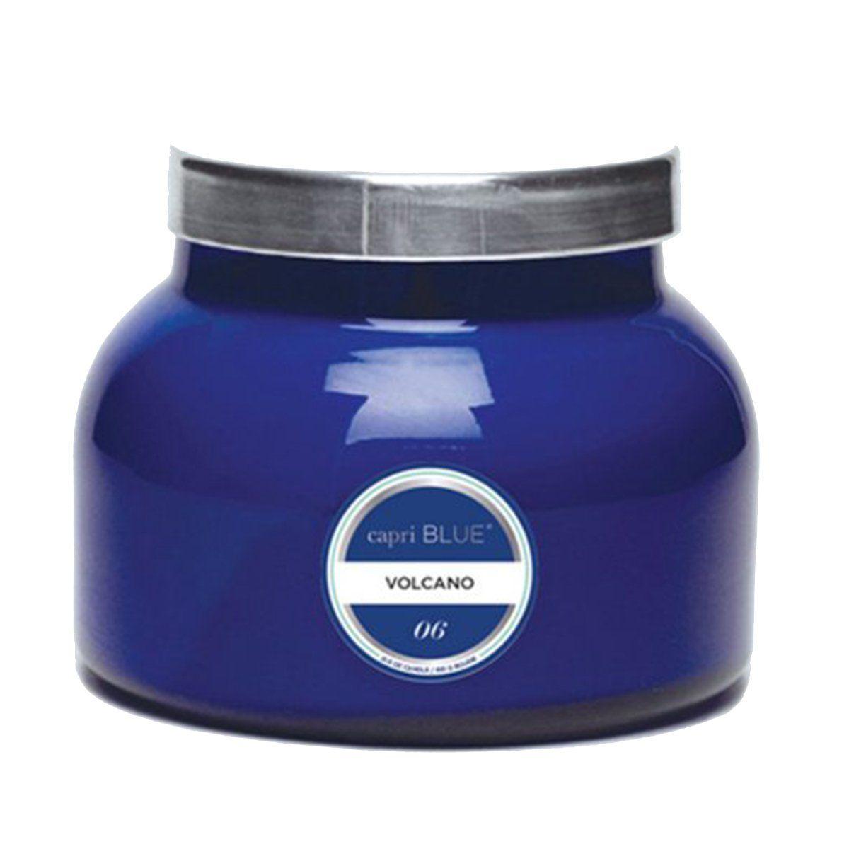 Aspen Bay Jar Volcano Candle, 21.5 Ounce, Capri Blue