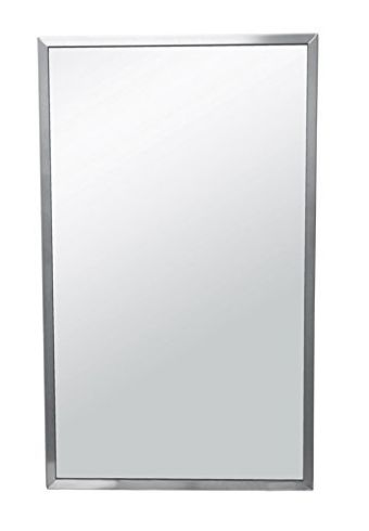 Brey-Krause Commercial Restroom Mirror, 24-inch x 36-inch