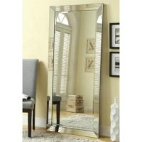 Coaster Home Furnishings 901813 Mirror, Silver