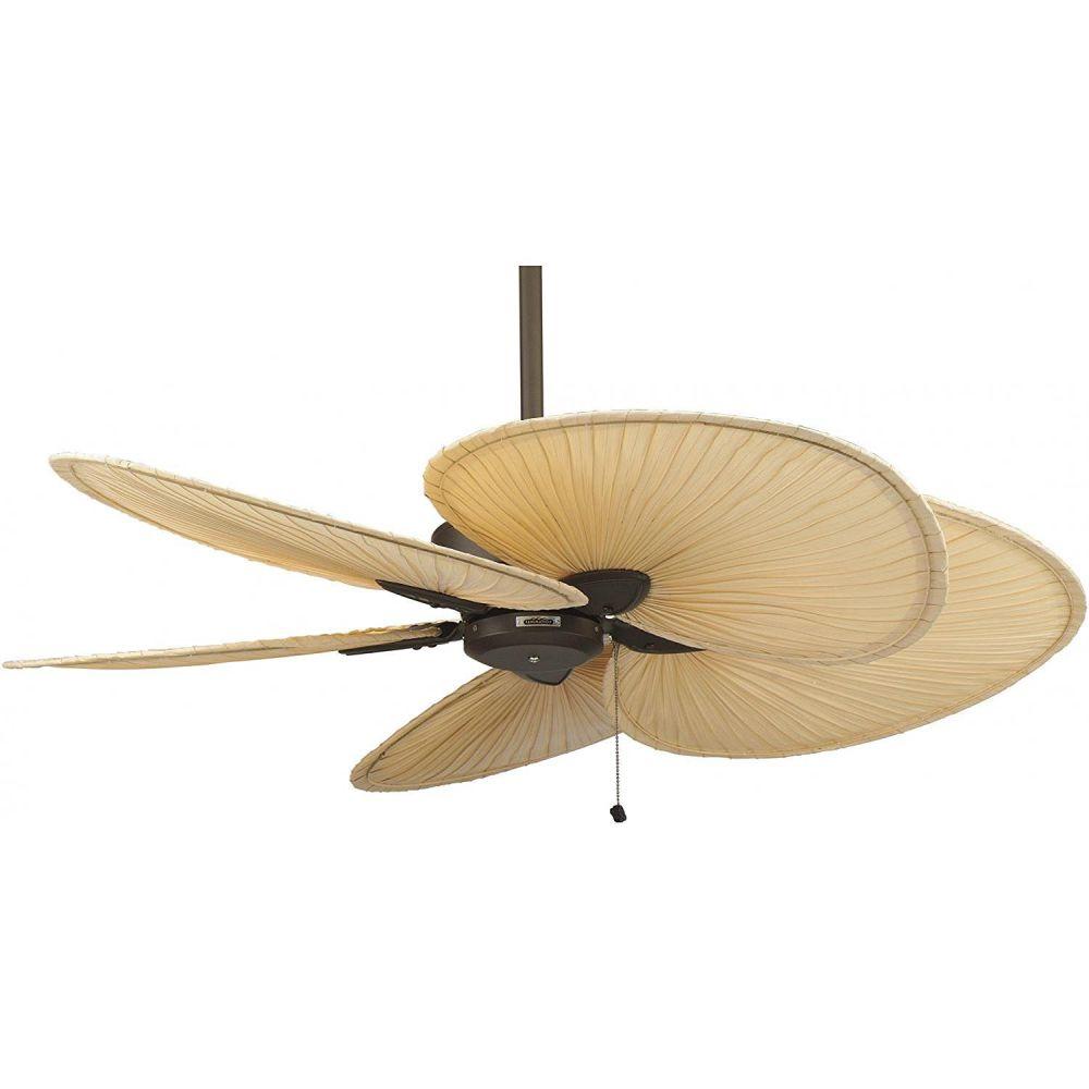 Fanimation Windpointe 52 Inch Indoor Ceiling Fan - Oil Rubbed Bronze