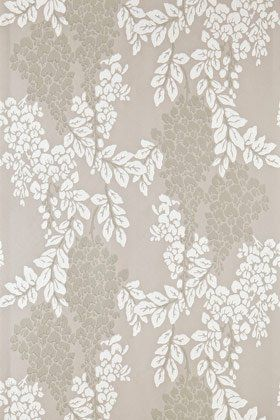 Farrow & Ball - BP2202 - Wisteria Wallpaper - Neutral