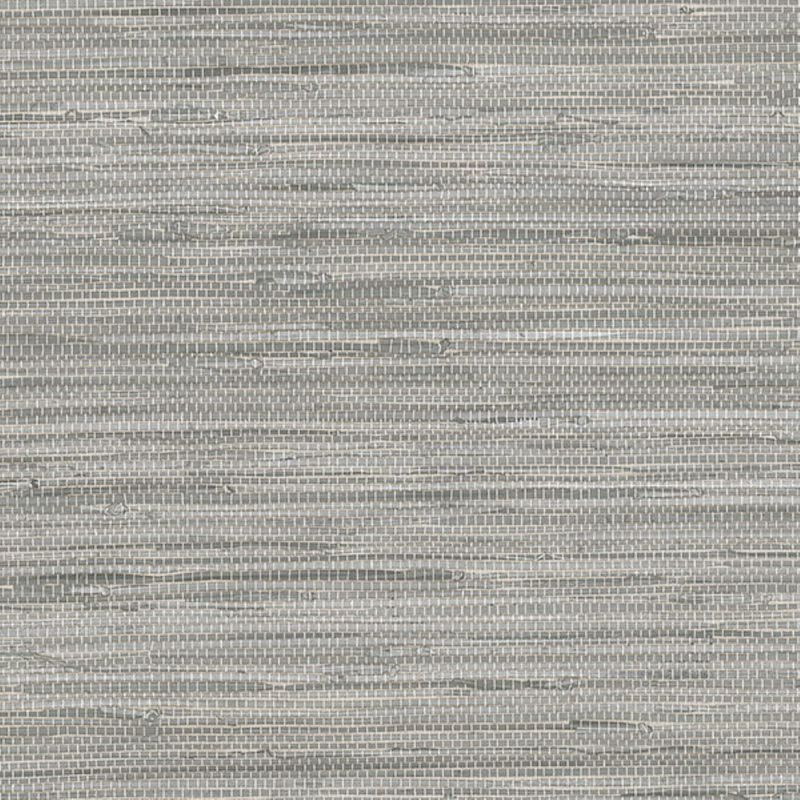 Norwall Textures 4 Faux Grasscloth Wallpaper Gray