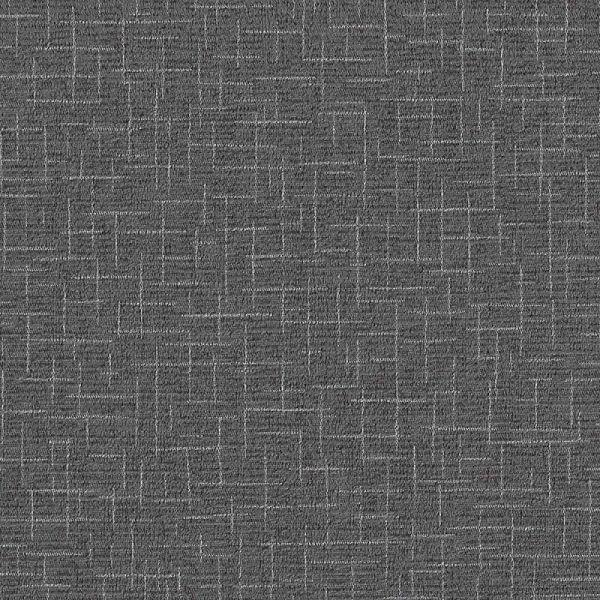 Romosa Wallcoverings Geo Smoke Faux Linen Embossed Wallpaper Roll Decor
