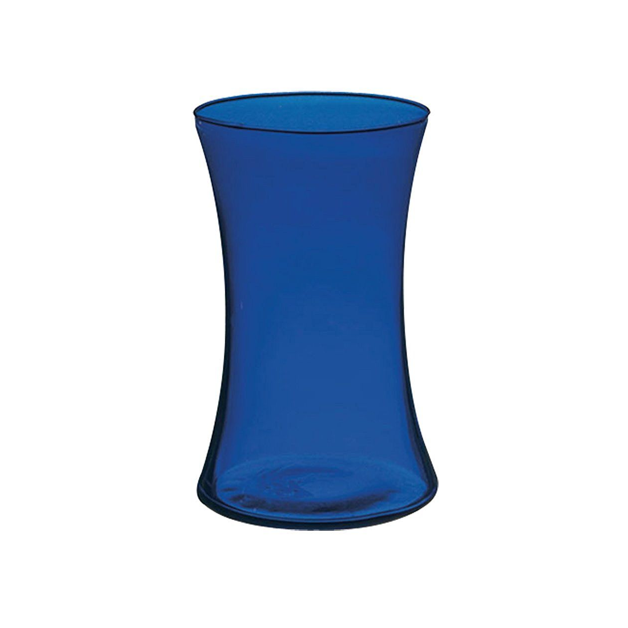 "Syndicate Sales 8"" Gathering Vase, Cobalt"