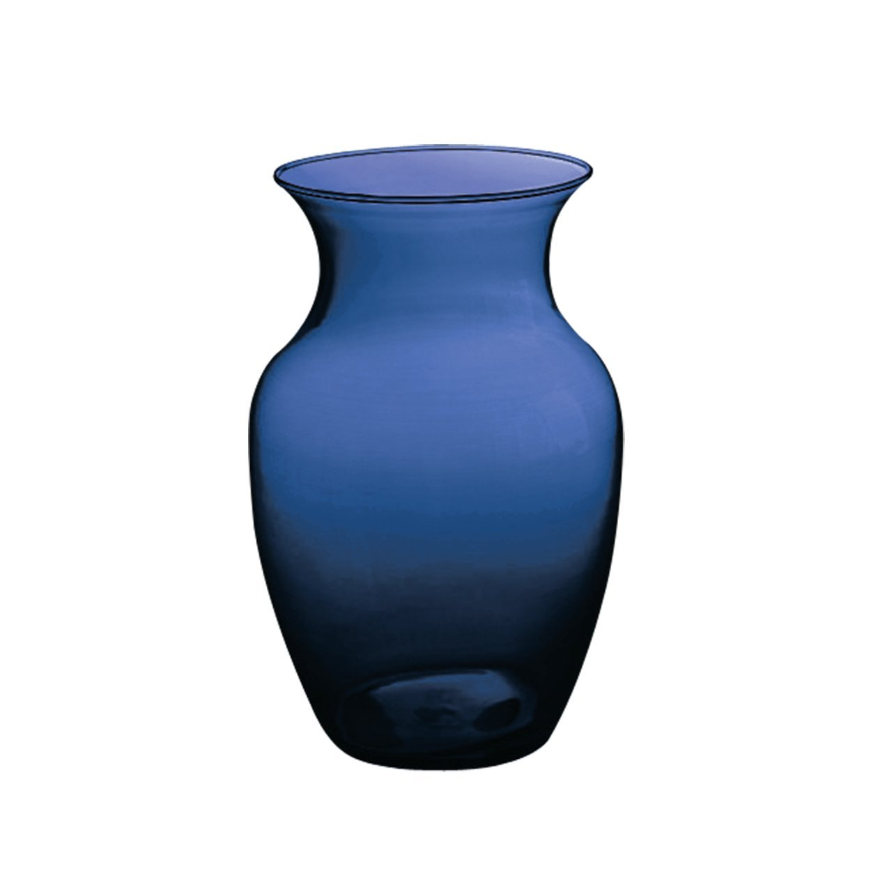 "Syndicate Sales 8"" Rose Vase, Cobalt"