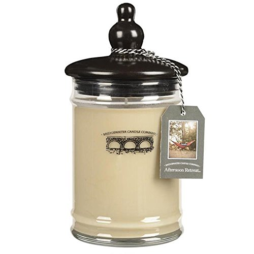 Bridgewater Candle Soy Blend 18.5 Oz. Jar - Afternoon Retreat